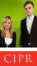 Dan Tyte and Gemma Griffiths - CIPR